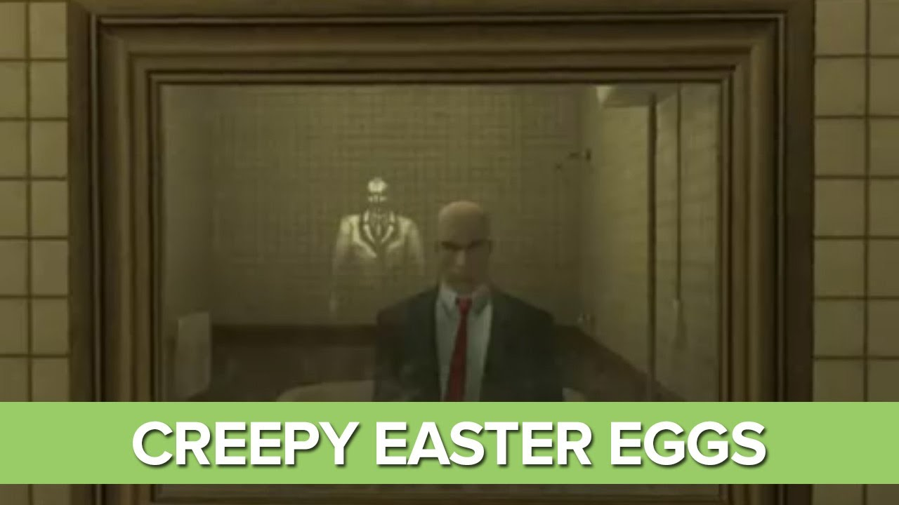 The 8 Creepiest Easter Eggs in Gaming