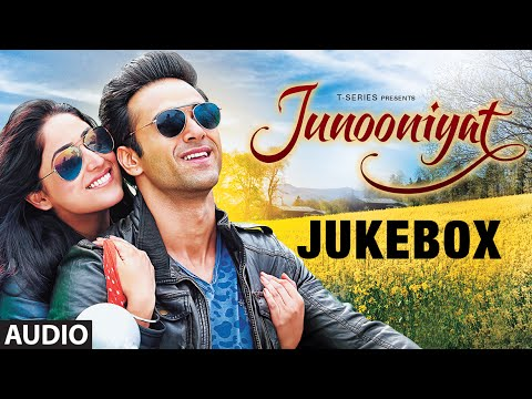 Junooniyat Jukebox (AUDIO) | Pulkit Samrat, Yami Gautam | T-Series