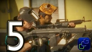 Army Of Two: The Devil's Cartel Walkthrough - Part 5 - Mission 3: Rally Point