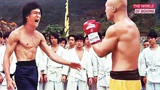 Bruce Lee - Increíble velocidad sobrehumana