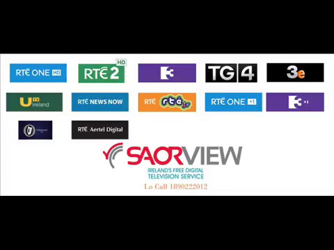 Saorview Update 2015 Up to 11 Channel on Saorview
