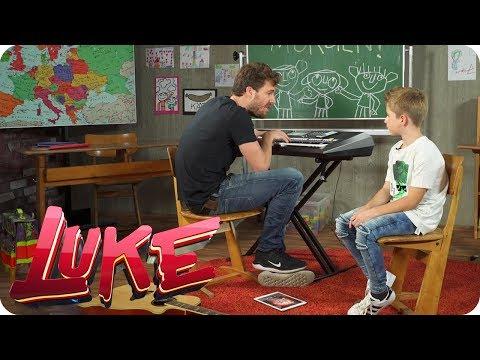 Kinder reagieren auf 2000er Musik  - LUKE! Die Woche und ich