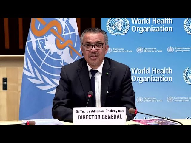 WHO gives emergency approval to China's Sinopharm vaccine