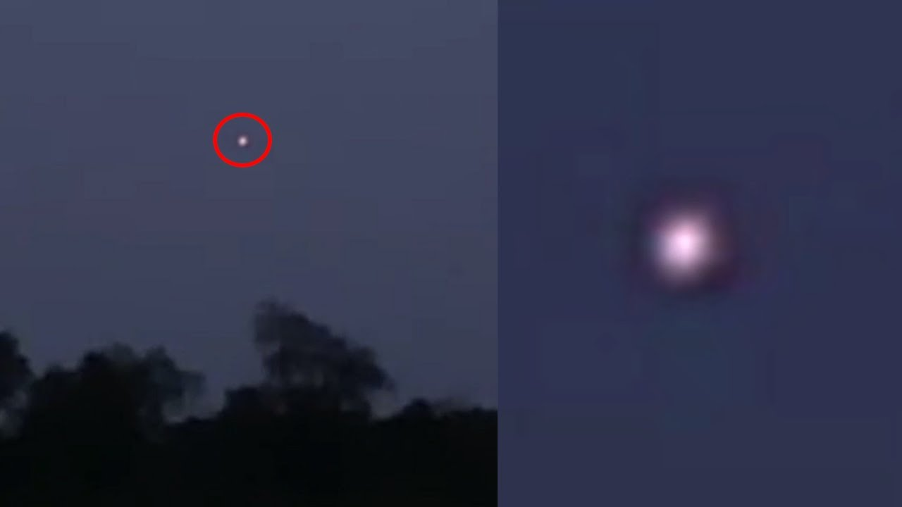 Orbs In Sky Over Stillwater, New York, July 25, 2021, UFO Sighting News.