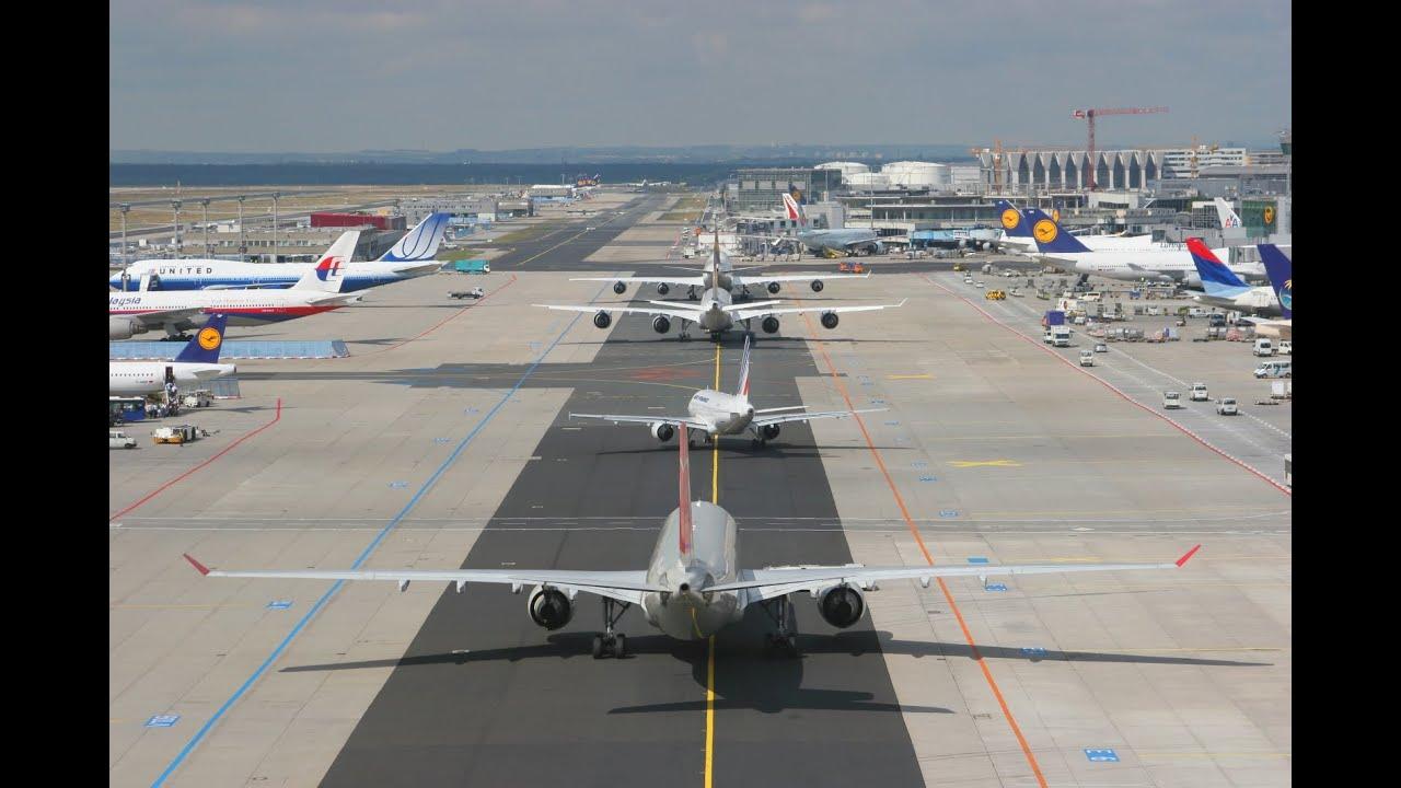 Rhein Main Flughafen