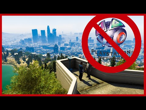 PSN PLAYSTATION NETWORK DOWN YET AGAIN TODAY!? PSN Users Experiencing Issues (GTA 5 Online Gameplay)