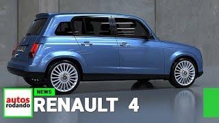 RENAULT 4 ►RENACERA como el AVE FENIX ?