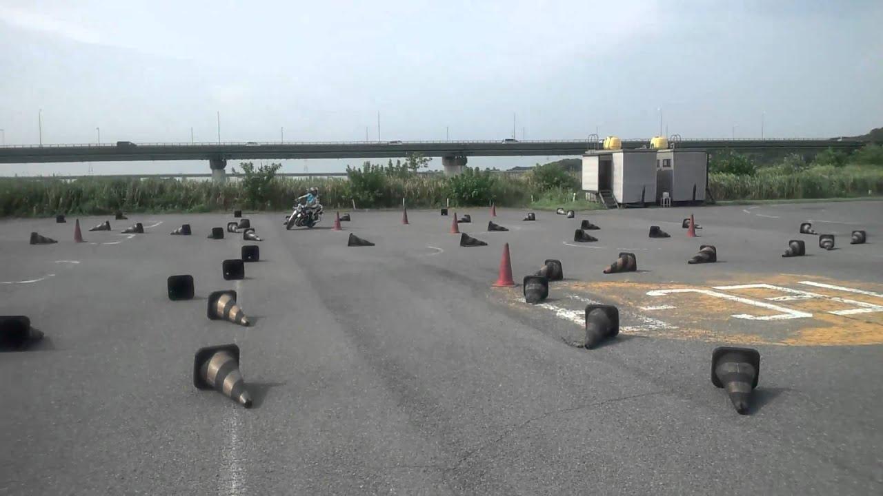 training course run at honda motorcycle school - youtube