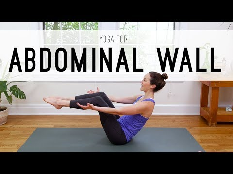 Yoga For Abdominal Wall  |  14 Minute Core Practice  |  Yoga With Adriene thumbnail