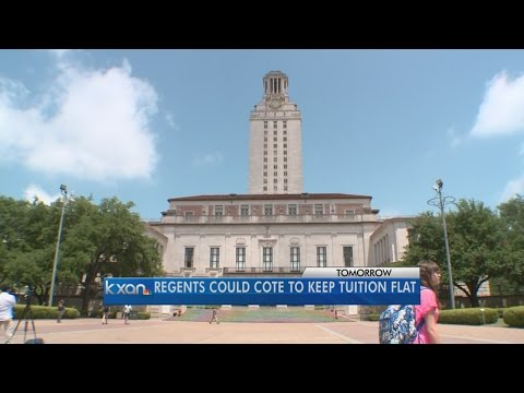Texas regents expected to keep tuition flat