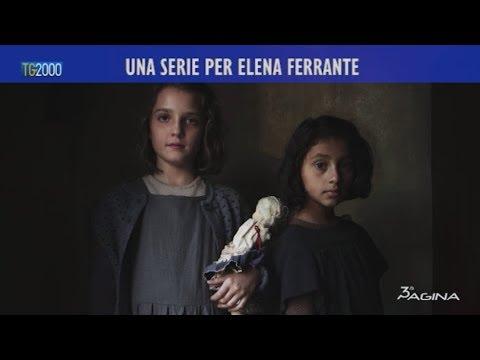 Una serie per Elena Ferrante