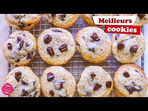 🍪-les-meilleurs-cookies-aux-pÉpites-de-chocolat-🍪