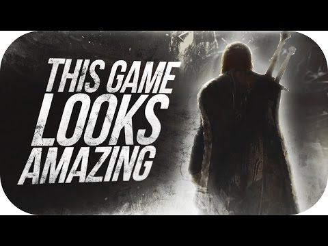 THIS GAME LOOKS AMAZING | Middle Earth: Shadow of War Open World Trailer - REACTION + OPINIONS