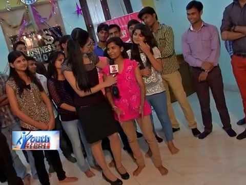 Zee TV - Youth Adda @ IPS BUSINESS SCHOOL JAIPUR