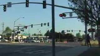 Malfunctioning Crossing Gates in Sunnyvale, CA