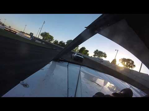 Madison Speedway Pure Stock Feature 6-10-17
