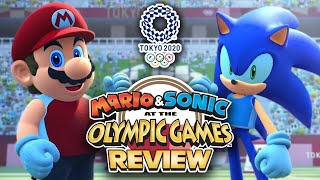Mario & Sonic at the Olympic Games Tokyo 2020 - Inside Gaming Review