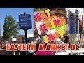 Tour of Eastern Market DC 2018 | Eat, Drink, Shop