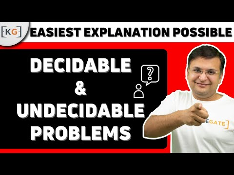 Decidable | Undecidable | Complexity Theory | NP Completeness | TOC | THEORY OF COMPUTATION | part-3