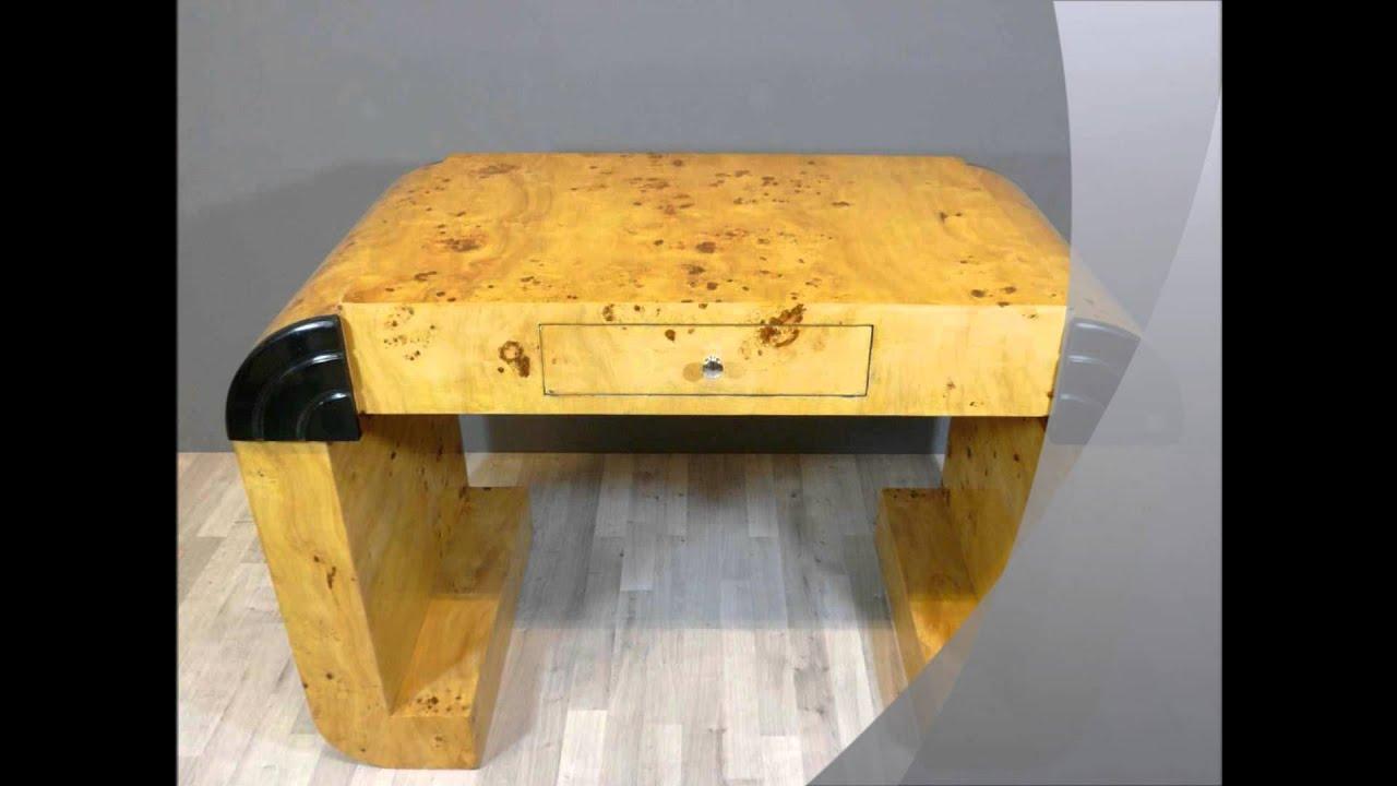 art deco m bel mit ruhlman designs und stile youtube. Black Bedroom Furniture Sets. Home Design Ideas