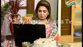 Masala Mornings Ep 239 Part 2 Best Ever Carrot Cake, Cheery Nut Biscuits