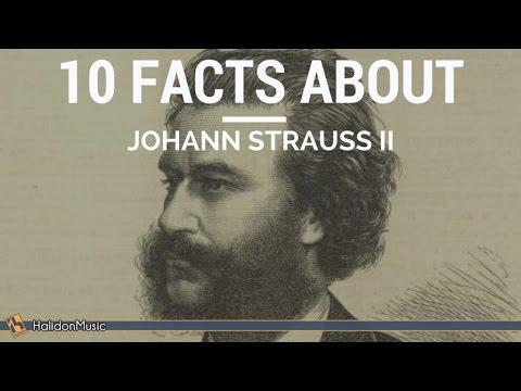 Strauss II - 10 facts about Johann Strauss II | Classical Music History