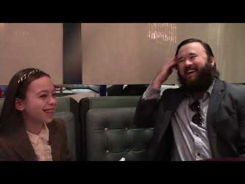 Shayna interviews Haley Joel Osment