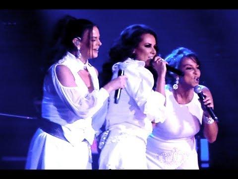 EDITH MÁRQUEZ ft ALIX Y MARIANA || Popurri Timbiriche || Arena Cd. México || May 18, 2019