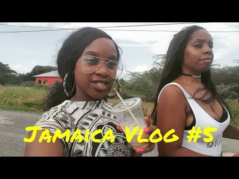 JAMAICA VLOG 2017 #5 | GOODBYE CLARENDON HELLO RESORT| PARTY
