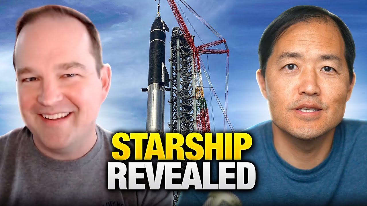 What's next for Starship, SpaceX & Starlink? w/ Eric Berger (Ep. 405)