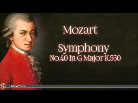 Mozart: Symphony No 40 in G Minor, K 550  Classical Music