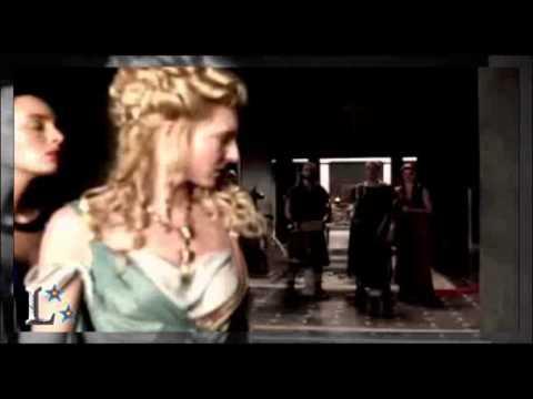 Spartacus- Lucretia VS Ilithiya (Monster High)