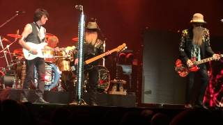 ZZ Top & Jeff Beck La Grange-Tush Wembley Arena London 24 06 2015