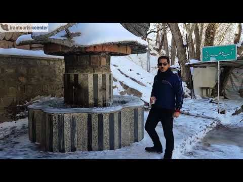 Kandovan village in Tabriz Iran, Ahmad janati tour guide روس