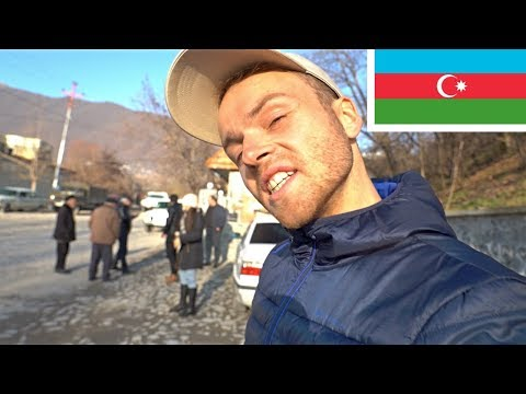 MEETING AZERBAIJAN LOCAL PEOPLE 🇦🇿 (Love this country)