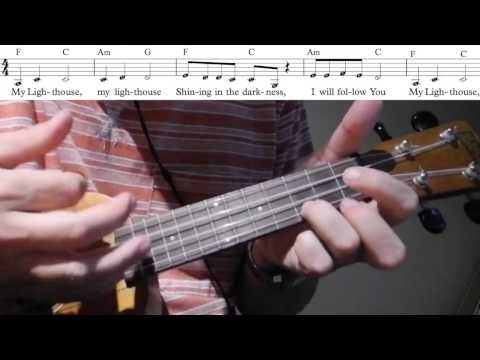Create In Me Ukulele Chords By Rend Collective Experiment Worship
