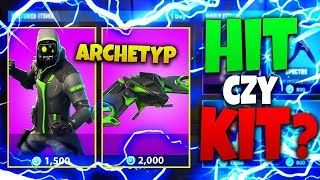 ARCHETYPAL and SERVOMOTOR! New SKINS! Worth? Hit or Kit? (Fortnite Battle Royale)