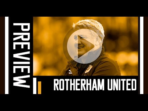 The Tigers v Rotherham United | Preview With Steve Bruce