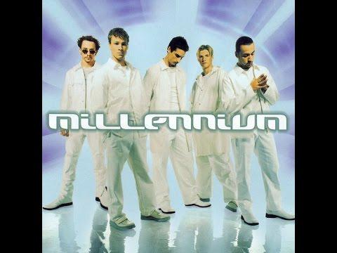 Backstreet Boys - Millennium (CD Completo)