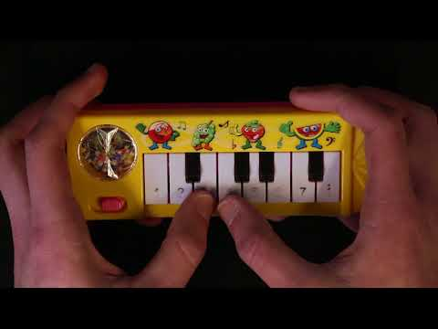 Toto - Africa played on a $1 piano