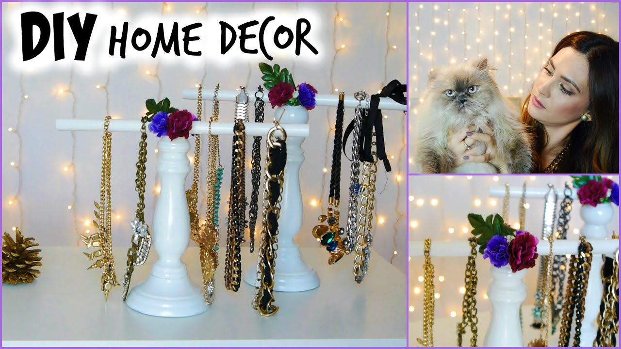 Diy decora tu habitaci n oganizador de accesorios para for Como hacer un perchero de pared