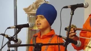 ASA khalsa uk dhadi jatha khalsa panth sajana parsang part 1