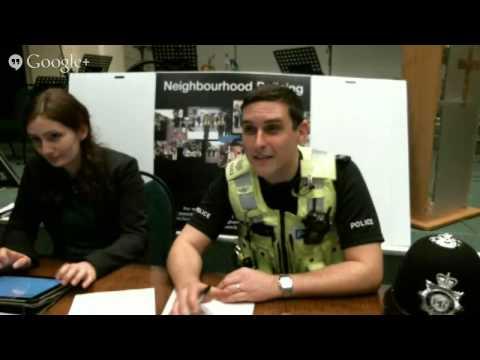 Selly Oak Ward Live Police & Community Tasking