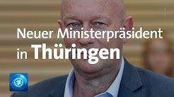 Wahl in Thüringen: FDP-Politiker Thomas Kemmerich ist neuer Ministerpräsident
