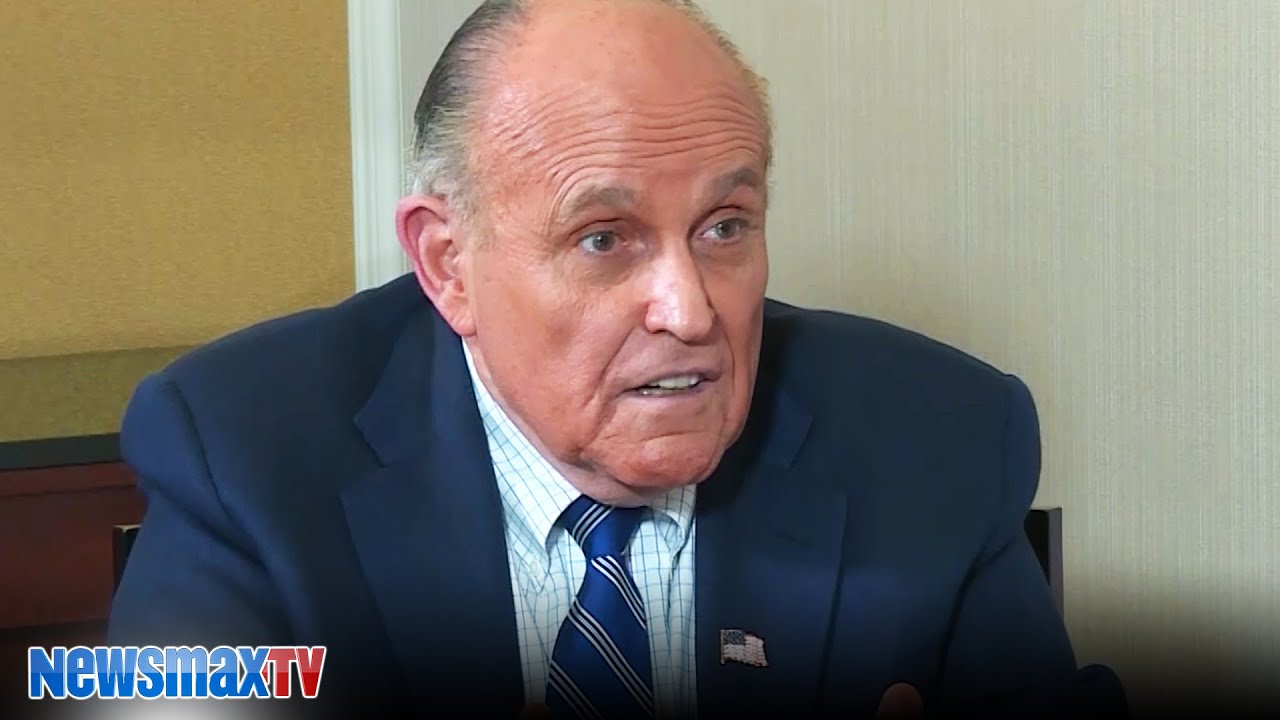 EXCLUSIVE: Giuliani sounds off on McConnell, the Bidens & anti-Trump media