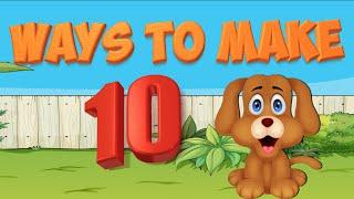 Adding to Ten- ways to make ten thumbnail