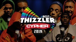 Lil Bean, MBNel, Maj4L, GB, Bez19, Bully || Best Of Thizzler Cypher 2019