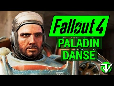 fallout 4 danse affinity