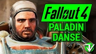 FALLOUT 4 Paladin Danse COMPANION Guide Everything You Need to Know About Danse