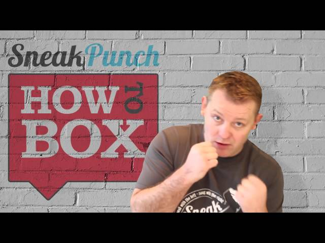 Punching In The Clinch - How to Box